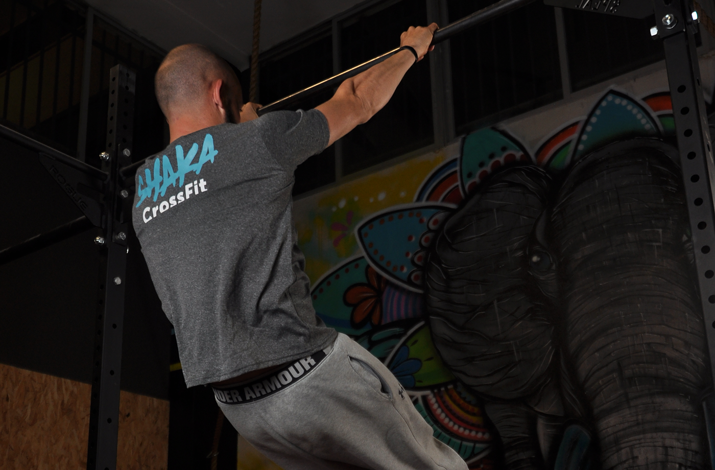Shaka CrossFit - be stronger together