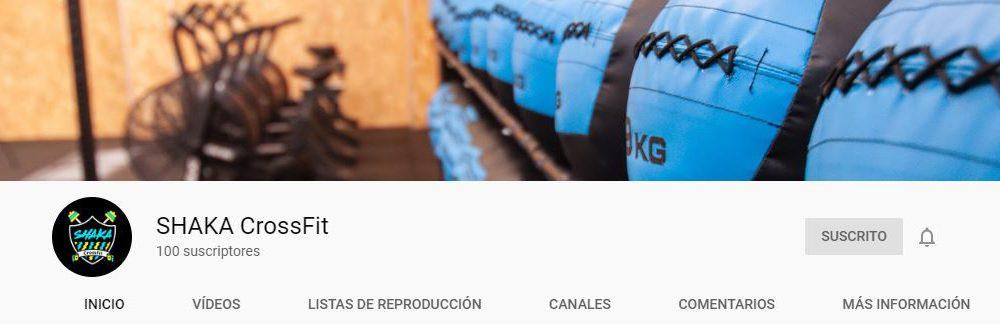 Shaka YouTube, CrossFit, Shaka CrossFit, CrossFit en Madrid.